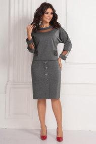 Комплект юбочный Solomeya Lux 632 серый