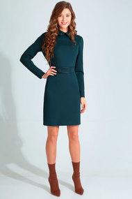 Платье Golden Valley 4629 темно-зеленый