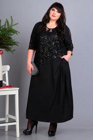 Платье Новелла Шарм 3350 черный
