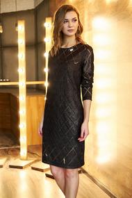 Платье Фантазия Мод 3601 черный