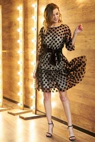 Платье Фантазия Мод 3630 черный