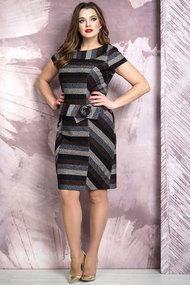 Платье Белтрикотаж 6873 мультиколор