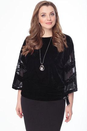 Блузка Дали 5301н черный