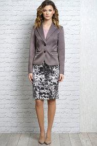 Комплект юбочный Alani 1082 серый