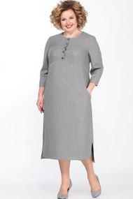 Платье Bonna Image 483 серый