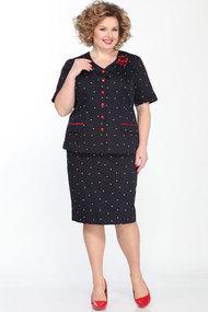 Комплект юбочный Bonna Image 513 тёмно-синий