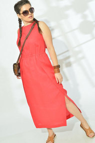 Платье MALI 419-027 красный