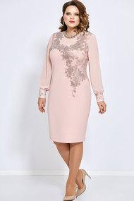 Платье Mira Fashion 4781 пудра