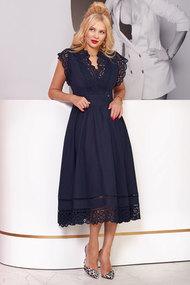 Платье Vesnaletto 1988-1 синий