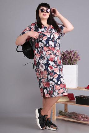 Платье Algranda 3511 мультиколор