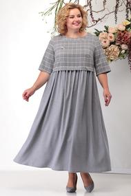 Платье Michel Chic 2012 светло-серый