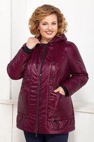 Куртка Ivelta plus 873 темно-бордовый