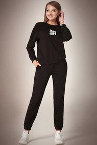Спортивный костюм Andrea Fashion AF-61 черный