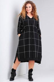 Платье Милора-Стиль 802 черный