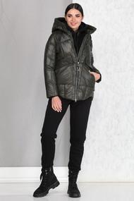 Куртка B&F 4006 хаки