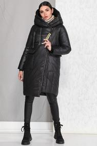 Пальто B&F 4008 черный