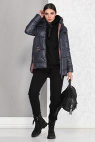 Куртка B&F 4011 синий