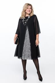 Платье Pretty 1180 черный