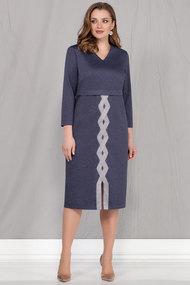 Платье Ivelta plus 1728 синий