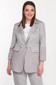Жакет Belinga 5087 серый