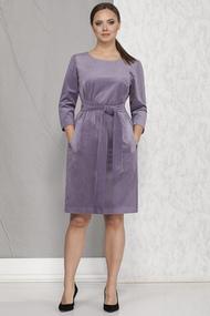 Платье B&F 1928 сиреневые тона