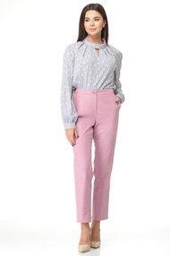 Брюки Angelina & Co 478 розовый