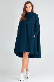 Платье Таир-Гранд 6548 синий