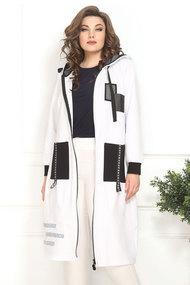 Жакет Solomeya Lux 801 белый с черным