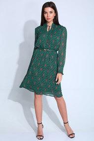 Платье Ivelta plus 1749 зеленый