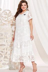 Платье Vittoria Queen 13933 белый