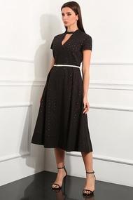Платье Andrea Fashion AF-148 Чёрный