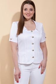 Жакет La Prima 303 Белый
