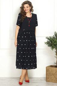 Платье Solomeya Lux 819 темно-синий