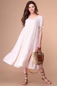 Платье Romanovich style 1-2168 пудровые тона
