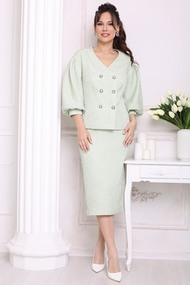 Комплект юбочный Мода-Юрс 2521.1 Мята