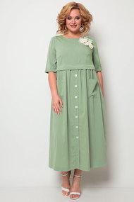 Платье Michel Chic 2062 оливковый