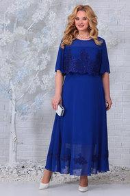 Платье Ninele 5850 василек