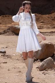 Платье Golden Valley 4740 Снежный