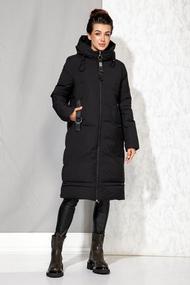 Пальто B&F 4060 черный