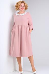 Платье SOVITA 2132 розовые тона