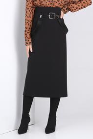 Юбка Viola Style 8110 черный